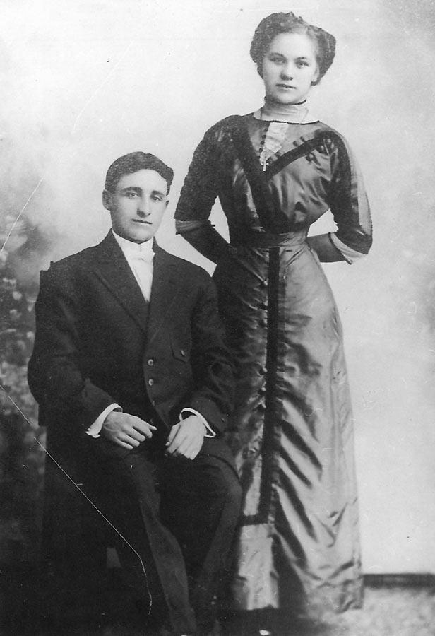 View Genealogy for Chester Arthur Koser (12/29/1888-12/13/1951)